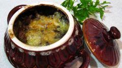 Как готовить в глиняных горшочках