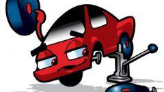 Как исправить машину