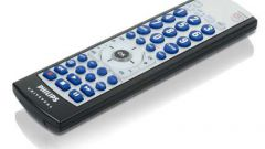 How to set universal remote Philips