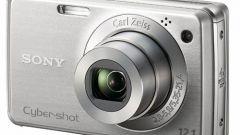 Как настроить цифровой фотоаппарат Sony