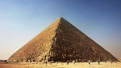 Как построить пирамиду Хеопса
