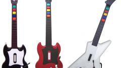 Как играть в Guitar Hero вдвоем
