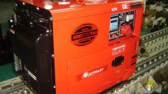 Как рассчитать генератор