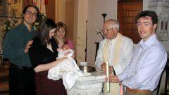Как дать имя при крещении