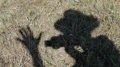 Как сделать тень человеку
