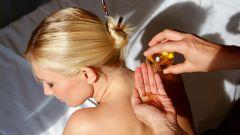 Как делать массаж с маслом
