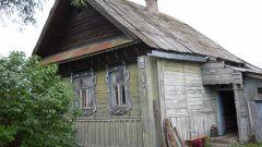 Как утеплить старый деревянный дом