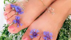 Как избавиться от запаха ног, потливости ног