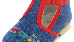 Как выбрать обувь на первые шаги