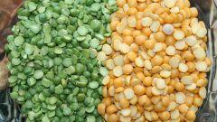 Как подготовить горох для супа