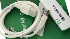 How to connect a 3g MegaFon
