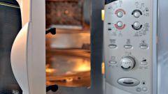 Как вымыть микроволновку