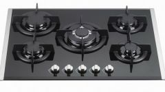 How to remove the knob of the gas stove