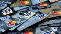 Как оплатить услуги банковской картой
