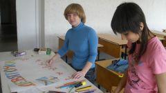 Как оформить стенгазету о русском языке