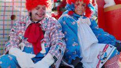 Как сшить костюм клоуна