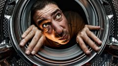 Как убрать запах в стиральной машине