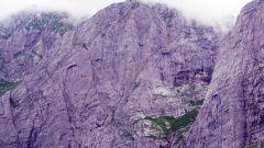 Как рисовать скалы