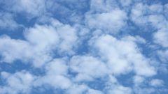 Как нарисовать небо на потолке