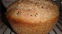 Как выпекается хлеб с отрубями