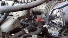 How to check the idling valve