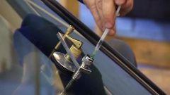 Как убрать скол на лобовом стекле
