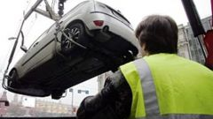 Как забрать машину со стоянки