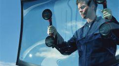 Как вклеить автостекло