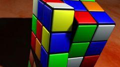 Как собрать по всем цветам кубик Рубика