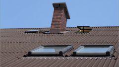 Как покрыть шифером крышу