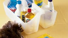 Как поддерживать чистоту дома