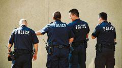 Как найти человека в полиции