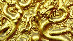 Как придать золоту блеск