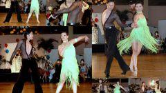 Как танцевать пасодобль