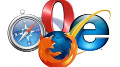 How to open Internet browser