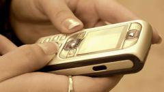 Как написать смс на мобильный телефон в 2018 году