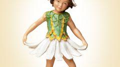 Как слепить куклу из пластика