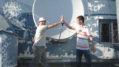 Как настроить китайскую спутниковую антенну