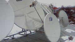 Как настроить спутник