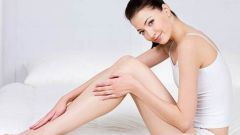 How to get rid of the capillaries on the legs