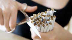 Как избавиться от привычки курения