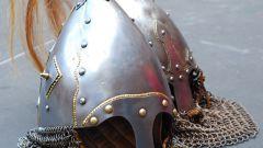 Как сделать богатырский шлем