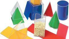 Как склеить геометрическую фигуру