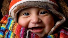 Как одевать малыша на прогулку