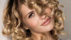 Как отрастить кудрявые волосы