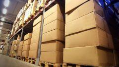 Как хранить товар на складе