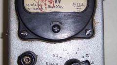 Как измерить мощность сигнала