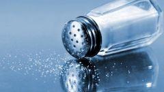 Как влияет на организм морская пищевая соль