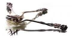 Как очистить почерневшее серебро