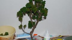 How to make trees in the layout